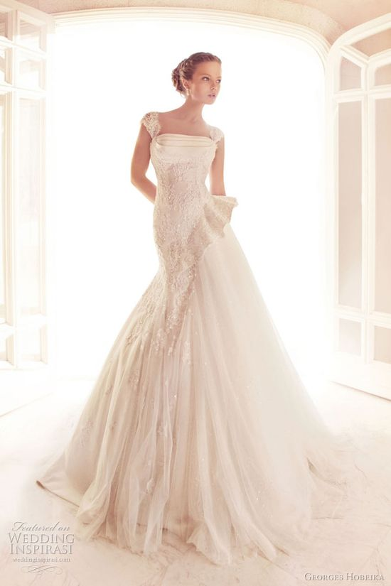 Georges Hobeika Wedding Dresses 2011