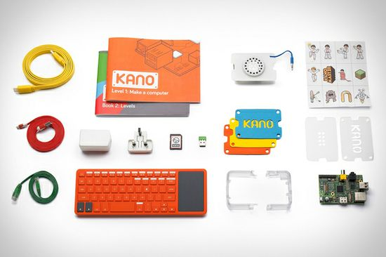 KANO Do-it-yourself computer