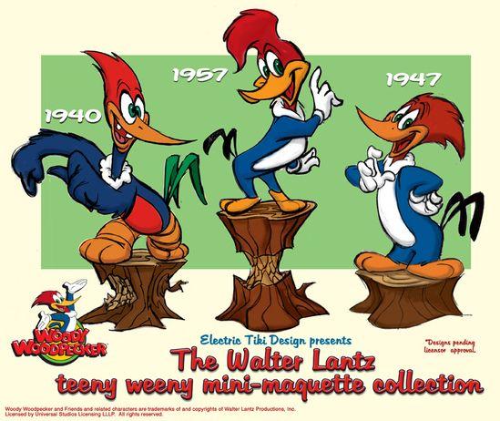 Woody Woodpecker (woodpecker)
