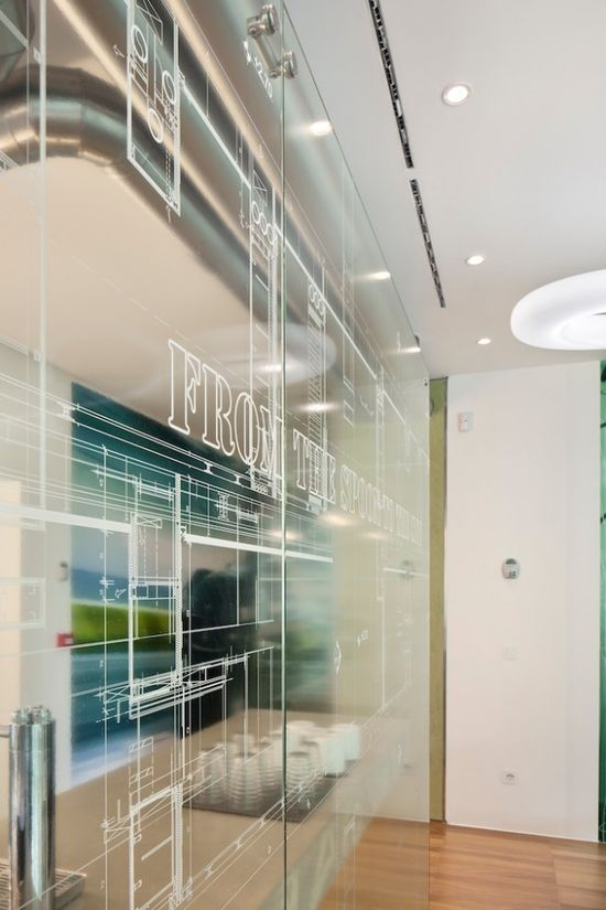 Autodesk Milano Offices designed by Goring & Straja Architects