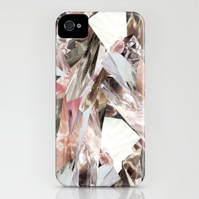 Crystal iPhone case WANT!!!