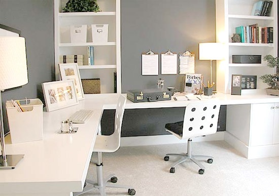 Beautiful Home Office Design