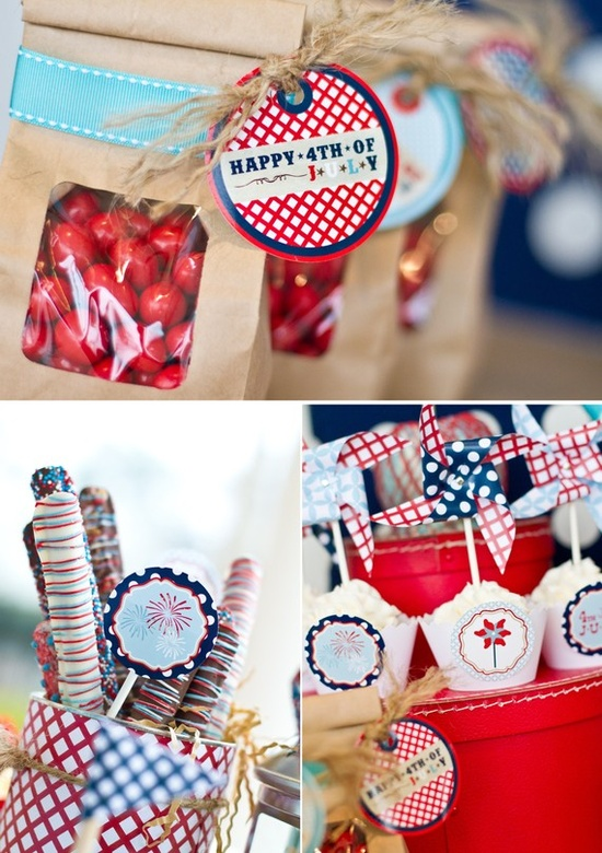 adorable 4th of July printables!