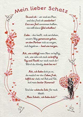 Zum jahrestag gedicht 2 Zitate Liebe