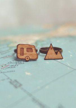 wanderlust rings.
