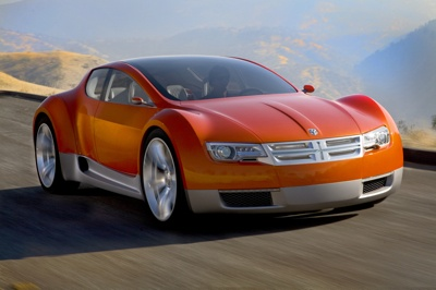 Dodge ZEO Electric Concept Car Offers Sports Car Performance: #evworld