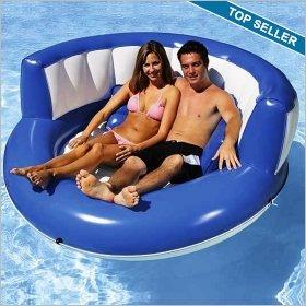 sofa piscina para dos doble