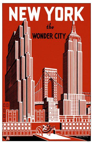New York the Wonder City, Resort 2012/13: Zoom