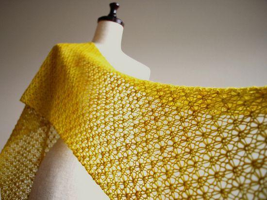 Gorgeous stitch pattern.