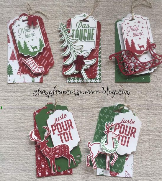 Stampin'Up ! Projet