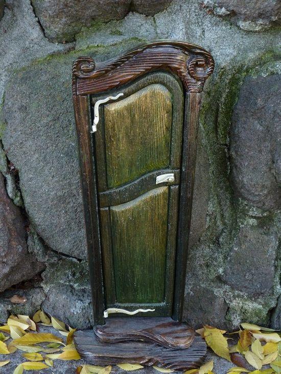 Beautiful secret door