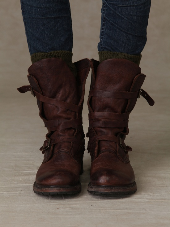Rayna Wrap Boot