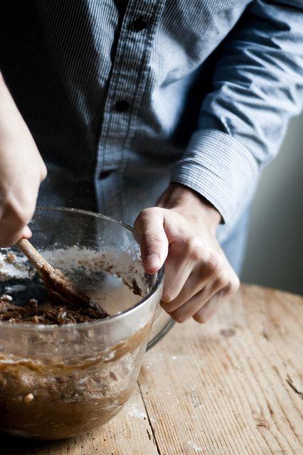 salt-kissed peanut butter and chocolate fudge