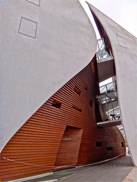 Sunwell Muse Kitasando, Tokyo, Japan by Ken Lee - #architecture - ?k?