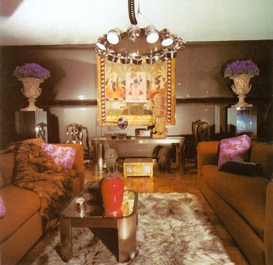 Bloomingdales Vintage Home Photos: A Piece Of Awesomely Retro 70s Interior Design History