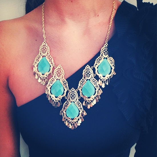 Loving this necklace
