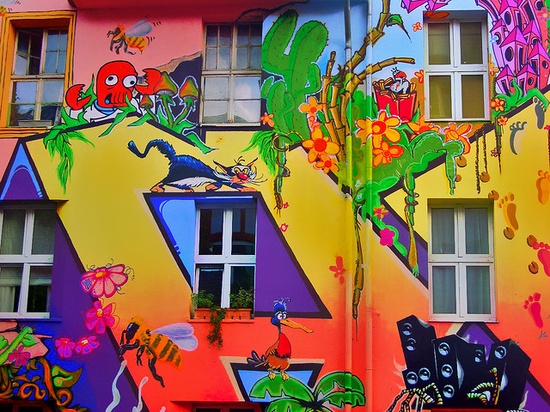 some more Graffiti? by endraum, via Flickr