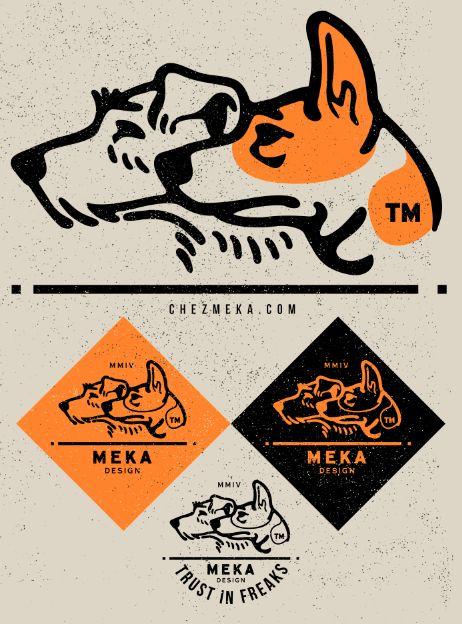 MEKA , via Behance