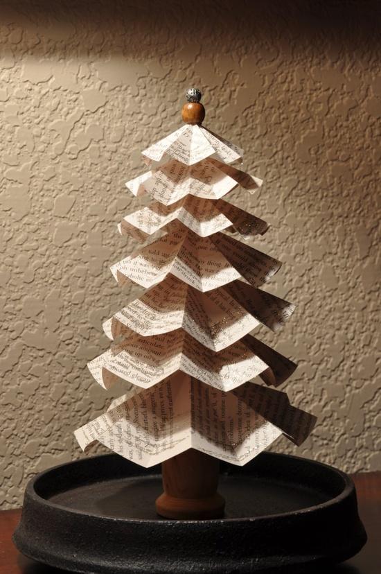 Paper tree tutorial