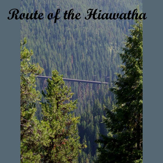 The Route of the Hiawatha