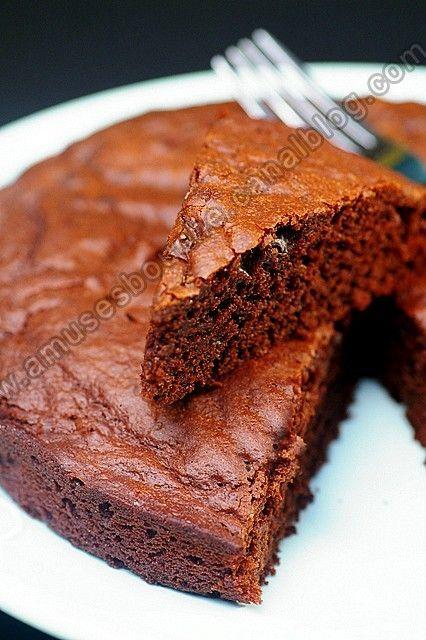 Gâteau au chocolat!