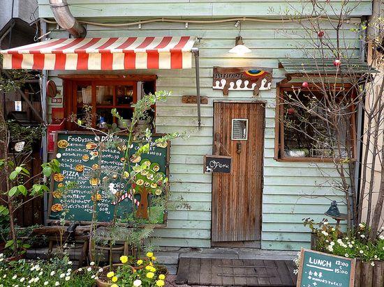 Hattifnatt Cafe