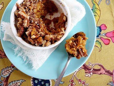 Pumpkin Pie Oatmeal (breakfast)