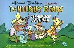 The Atom Ant/Secret Squirrel Show, Hanna Barbera, 1965 ~ The Hillbilly Bears