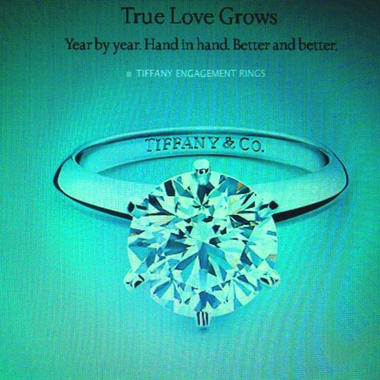 Ring ????????????? #Wedding #Tiffanys #Ring