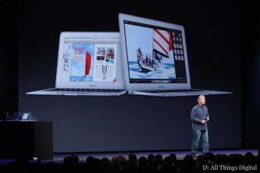 "Apple Unveils 11"" MacBook Air With All-Day Battery Life (9 hours--5 hours now); 13"" goes from 7 hours to 12 hours! $999 up;"