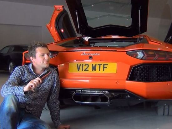 Lamborghini Aventador Cooks A Sausage - Our Viral Video Of The Week