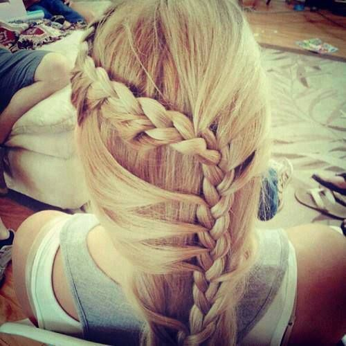 Lovely hairstyle?