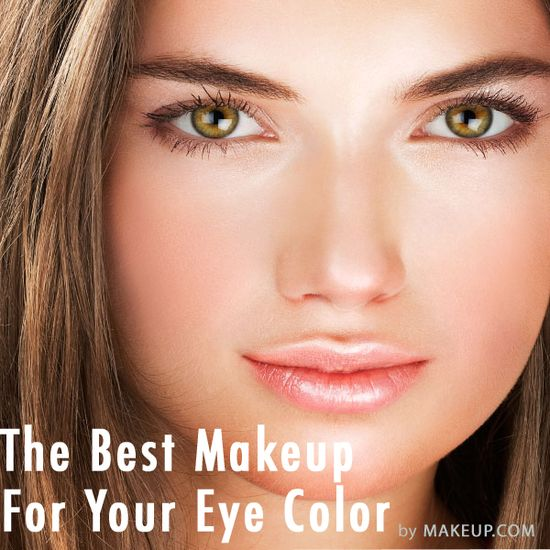 Tricks to finding the best makeup for your eye color!