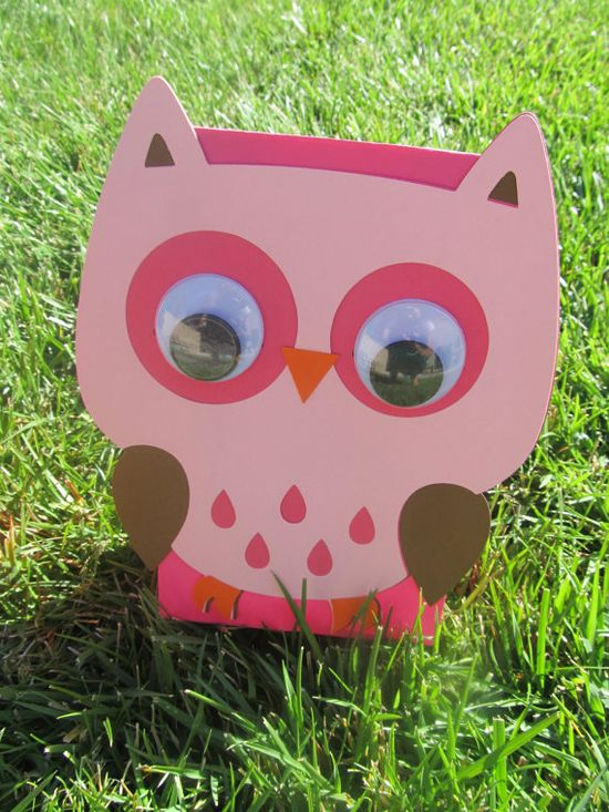 Owl Birthday Party idea