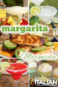 5 Margaritas for Margarita Day