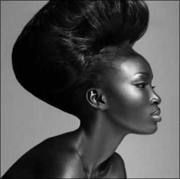 #cheveux #afro