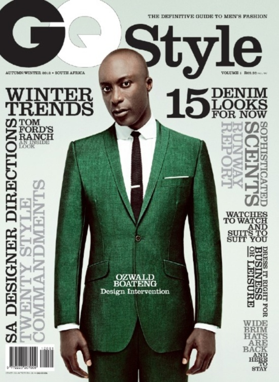 This dude can do no wrong. #menswearmonday #ozwaldboateng