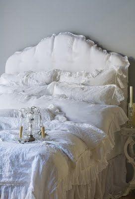 I Heart Shabby Chic: Shabby Chic Beds & Bedrooms Headboard