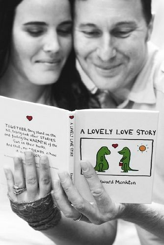 Sweet and silly wedding readings from childrens books
