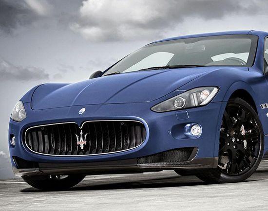 Maserati GranTurismo Sport – A Detailed Look