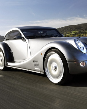 aeromax hand made luxury car