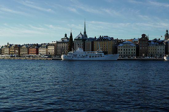 Stockholm est la cap