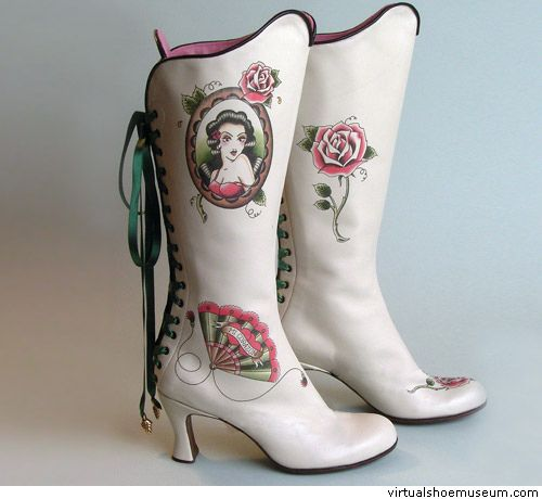 these boots - i must have them!!