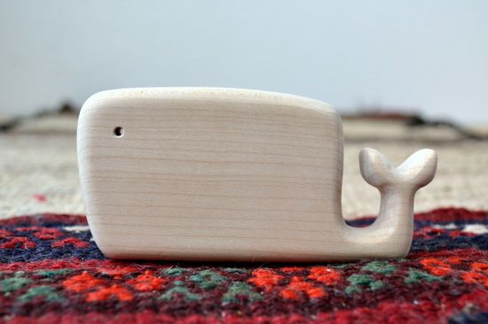 Whale Toy for Baby