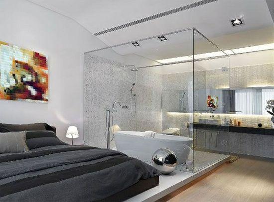 45 Bedroom Bathroom Combos Ideas, Bathroom Bedroom Ideas