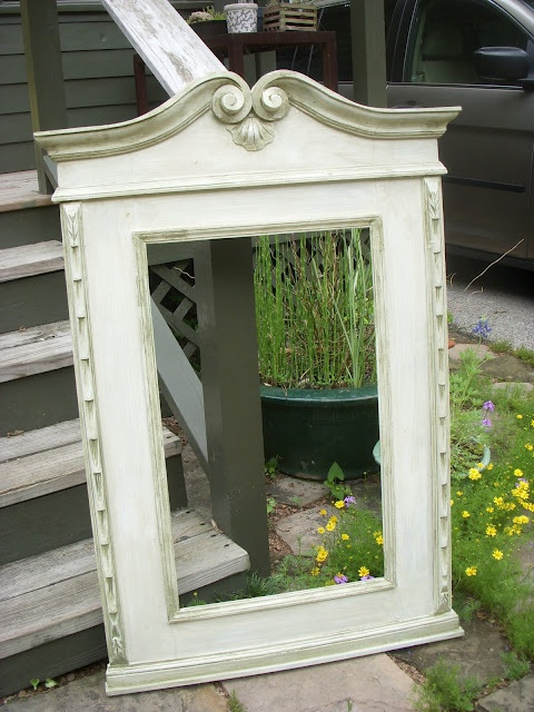Painted French furniture tutorial