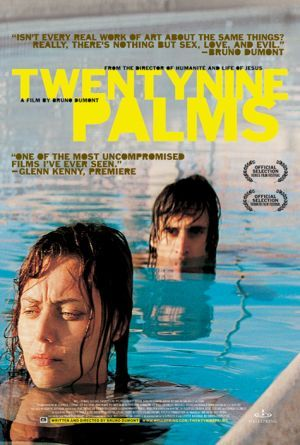 Twentynine Palms movie poster