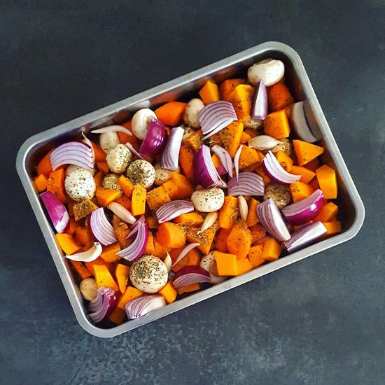 Des légumes d'hiver