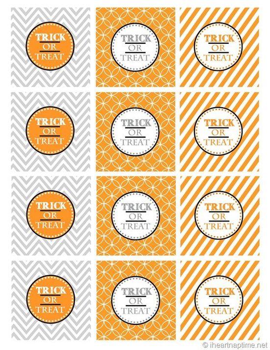 FREE halloween printables #printables