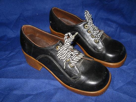 vintage 70's shoes
